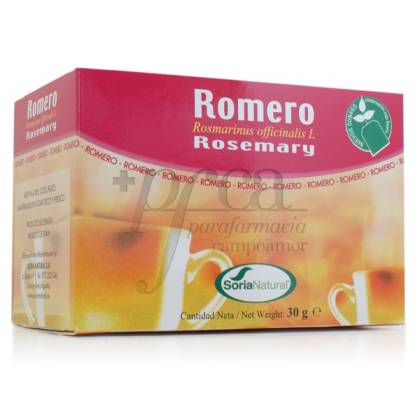 ROSEMARY TEA SORIA NATURAL R.03071