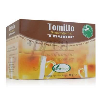 THYME TEA SORIA NATURAL R.03074