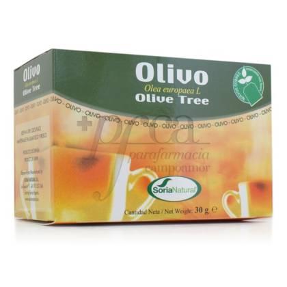 OLIVE TREE TEA SORIA NATURAL R.03075