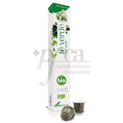 GREEN TEA CAPSULES SORIA NATURAL R.03093