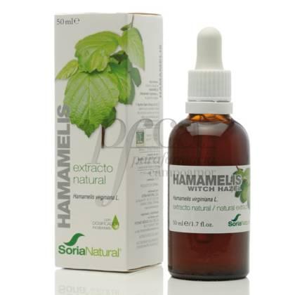 HAMMAMELIS EXTRAKT 50 ML SORIA NATURAL