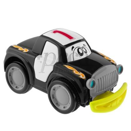 CHICCO TURBO TOUCH CRASH DERBY BLACK