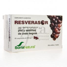 RESVERASOR 60 COMPS SORIA NATURAL