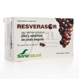 RESVERASOR 60 TABLETS SORIA NATURAL