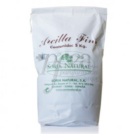 ARCILLA FINA 5 KG. R.06026
