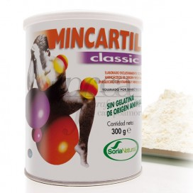MINCARTIL CLASSIC BOTE 300 G SORIA NATURAL