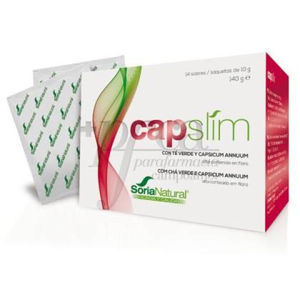 CAPSLIM 14 TÜTEN SORIA NATURAL R.06097