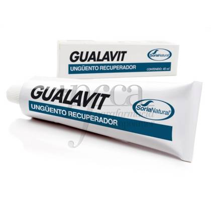 GUALAVIT SALBE 40 ML SORIA NATURAL