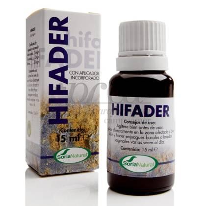 HIFADER 15 ML SORIA NATURAL R.07030