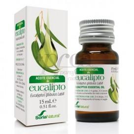 EUCALYPTUS ESSENTIAL OIL 15 ML SORIA NATURAL R.08013
