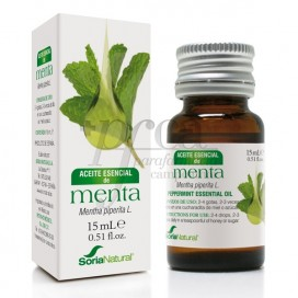 ESSÊNCIA DE MENTA 15 ML SORIA NATURAL R.08022