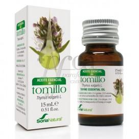 ESSÊNCIA DE TOMILHO 15 ML SORIA NATURAL R.08031