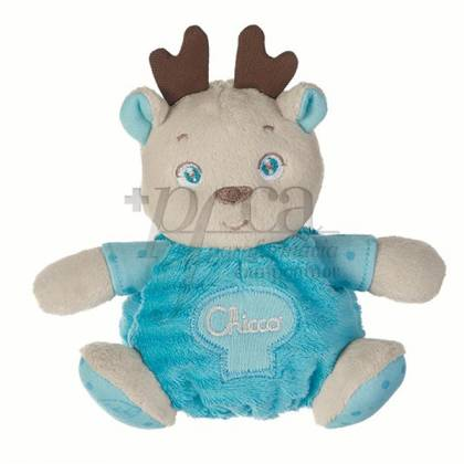 CHICCO SOFT CUDDLES PELUCHE RENO