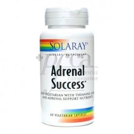 ADRENAL SUCCESS 60 CAPSULES SOLARAY