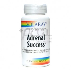ADRENAL SUCCESS 60 KAPSELN SOLARAY
