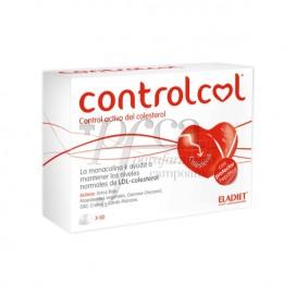 CONTROLCOL 60 TABLETS ELADIET