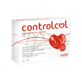 CONTROLCOL 60 TABLETTEN ELADIET