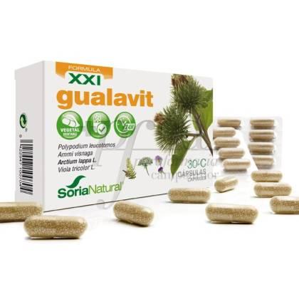 GUALAVIT RETARD  30 C XXL 30 CAPS