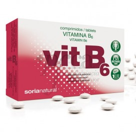 VITAMIN B6 200 MG 48 TABLETS RETARD R.11104