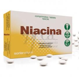 NIACINA VIT. B3  200 MG 48 TABLETTEN RETARD R.11112