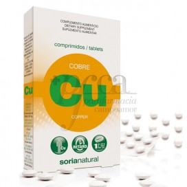 COPPER 200 MG 24 TABLETS RETARD R.11120