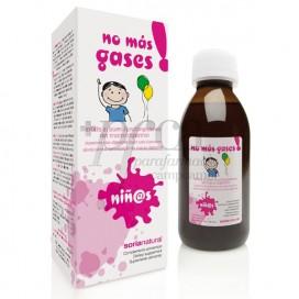 """JARABE INFANTIL """"NO MAS GASES"""" R.14404"""