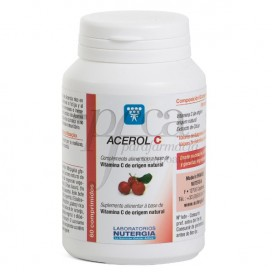 ACEROL C NUTERGIA 60 TABLETS