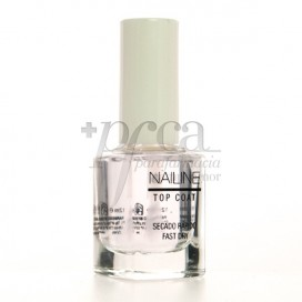 NAILINE TOP COAT SCHNELL TROCKNEN 12ML