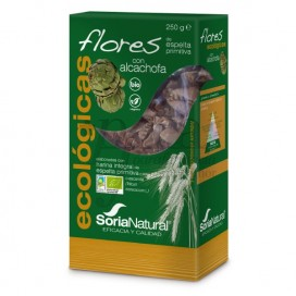 FLORES INTEGRALES ESCANDA CON ALCACHOFA SORIA NATURAL R.84004
