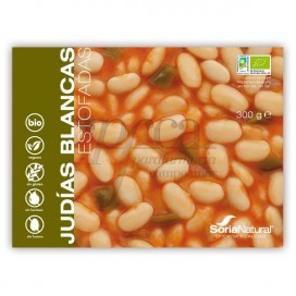 WHITE BEANS STEW SORIA NATURAL R.82014