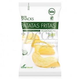 PATATAS FRITAS ECOLOGICAS 40 G SORIA NATURAL R.80030