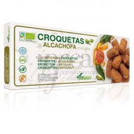 CROQUETAS DE ALCACHOFA 250 G SORIA NATURAL R.51031
