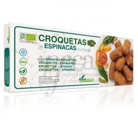 CROQUETAS DE ESPINACAS 250 G SORIA NATURAL R.51030