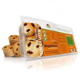 MAGDALENAS CON CHOCOLATE SIN GLUTEN R.40033
