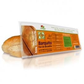 BARQUITO PAN DE BOCADILLO 100 GRS. SIN GLUTEN R.