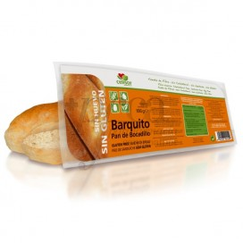 BARQUITO PAN DE BOCADILLO 100 GRS. SIN GLUTEN