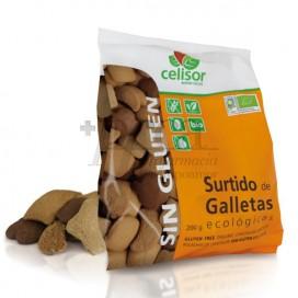 SURTIDO DE GALLETAS 200 GRS. SIN GLUTEN R.40004