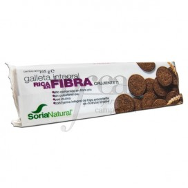 GALLETA INTEGRAL RICA EN FIBRA 165G