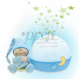 CHICCO GOODNIGHT STARS PAINEL PROJECTOR AZUL 0M+