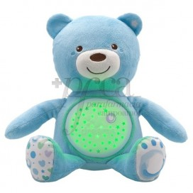 CHICCO PROJEKTOR BABY BEAR BLAU 0M+