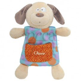 CHICCO HAPPY COLORS DOG BLANKET 0M+