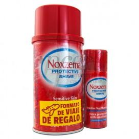 NOXZEMA EXTRA PELE SENSÍVEL 300ML + 50ML PROMO