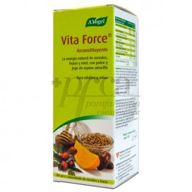 VITA FORCE SIRUP 200 ML SORIA NATURAL