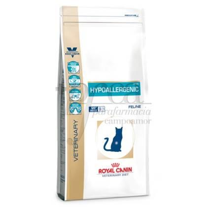 ROYAL CANIN FELINE HYPOALLERGENIC 4,5 KG