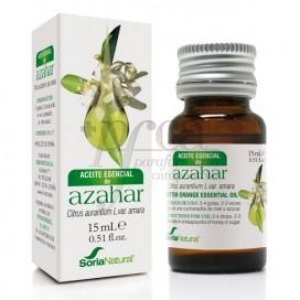 ACEITE ESENCIAL AZAHAR 15 ML SORIA NATURAL R.08003