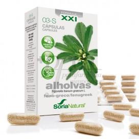 ALHOLVAS 03-S 30 CAPS RETARD SORIA NATURAL