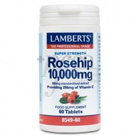 ROSEIRA BRAVA 10000 MG 60 COMPRIMIDOS LAMBERTS