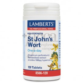 ST JOHN'S WORT 120 TABLETTEN LAMBERTS
