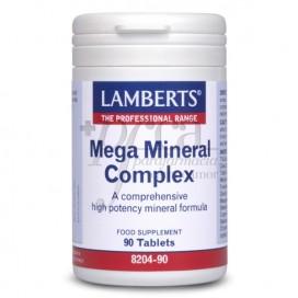 MEGA MINERAL COMPLEX 90 COMPRIMIDOS