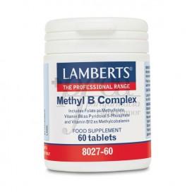 METHYL B COMPLEX 60 COMPRIMIDOS